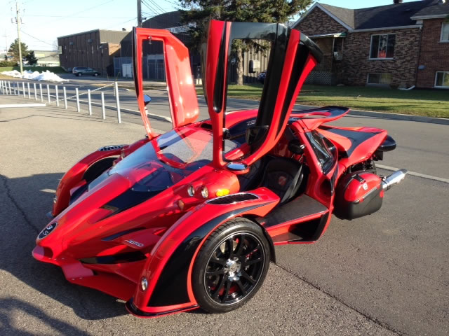 Slingshot vs. T-Rex | Polaris Slingshot Forum