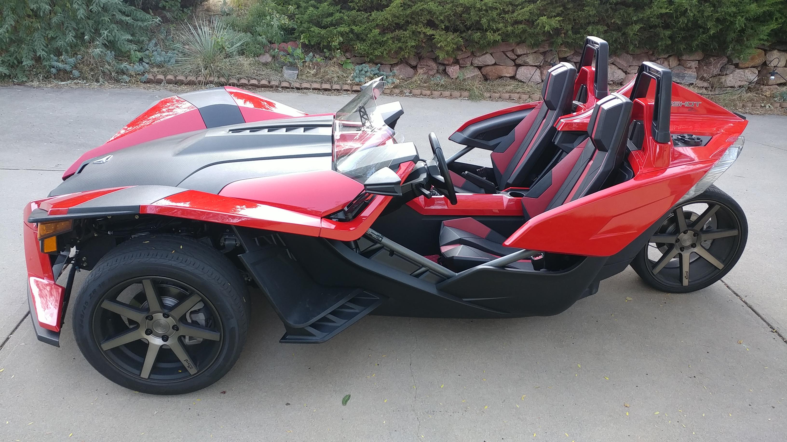 For Sale - 2015 Slingshot SL Turbo | Polaris Slingshot Forum