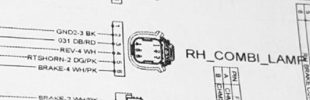 Need Help Id'ing Two Connectors In Dash Page 4 Polaris: Polaris Rear View Camera Wiring Diagram At Imakadima.org