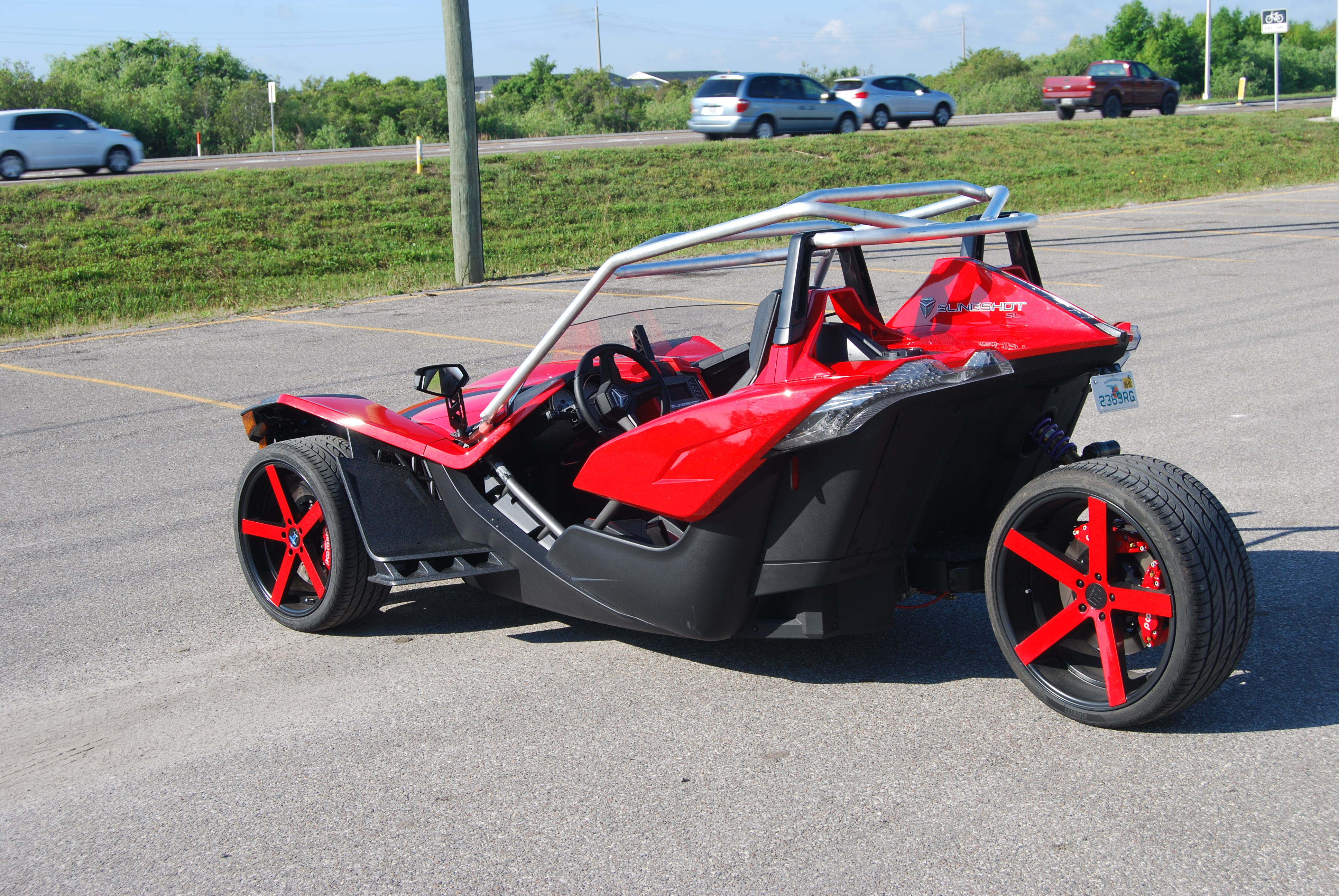 Polaris Slingshot Soft Top >> Soft top roof | Polaris Slingshot Forum