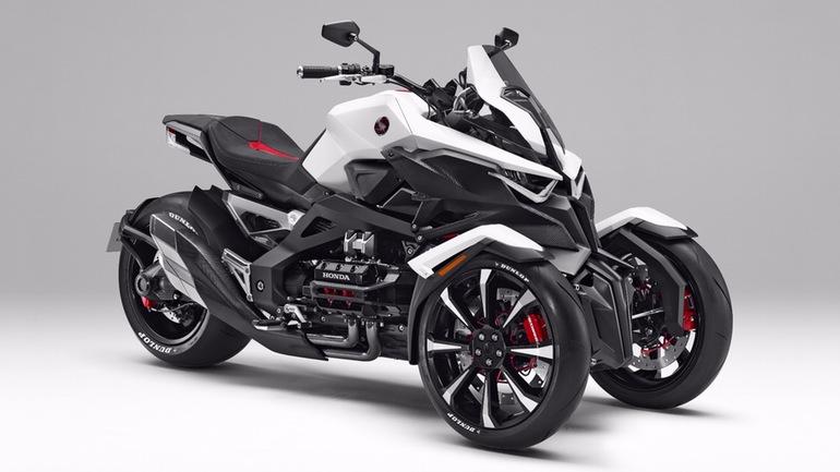 Honda tilting/leaning trike - Neowing | Polaris Slingshot Forum