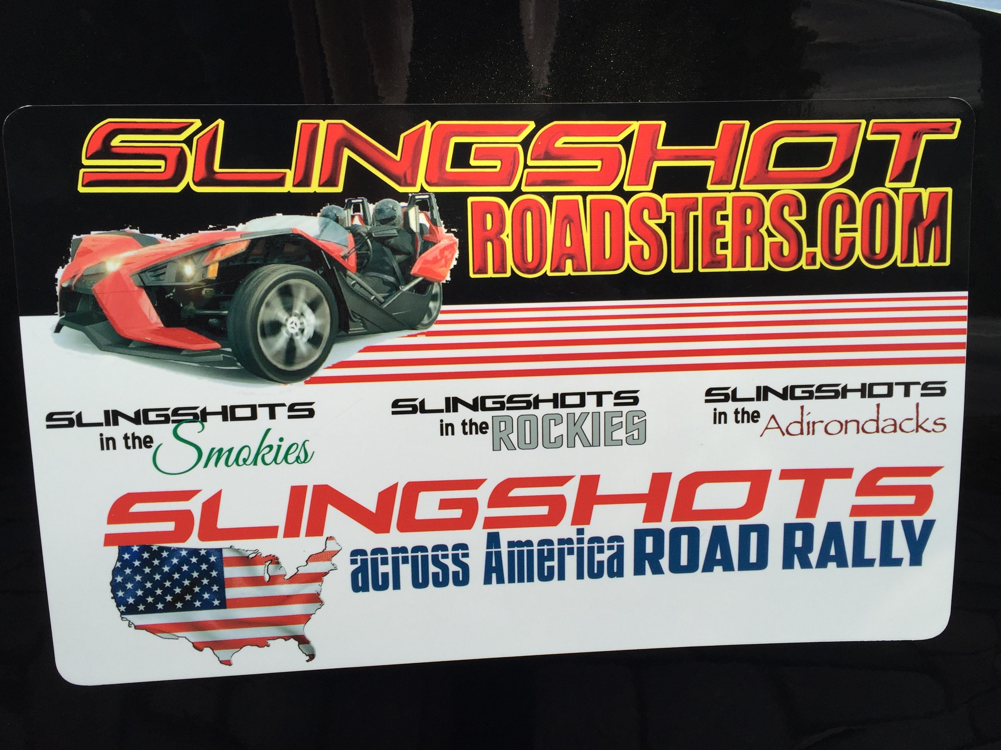 Slingshotroadsters 2016 Event Schedule. | Page 2 | Polaris Slingshot ...