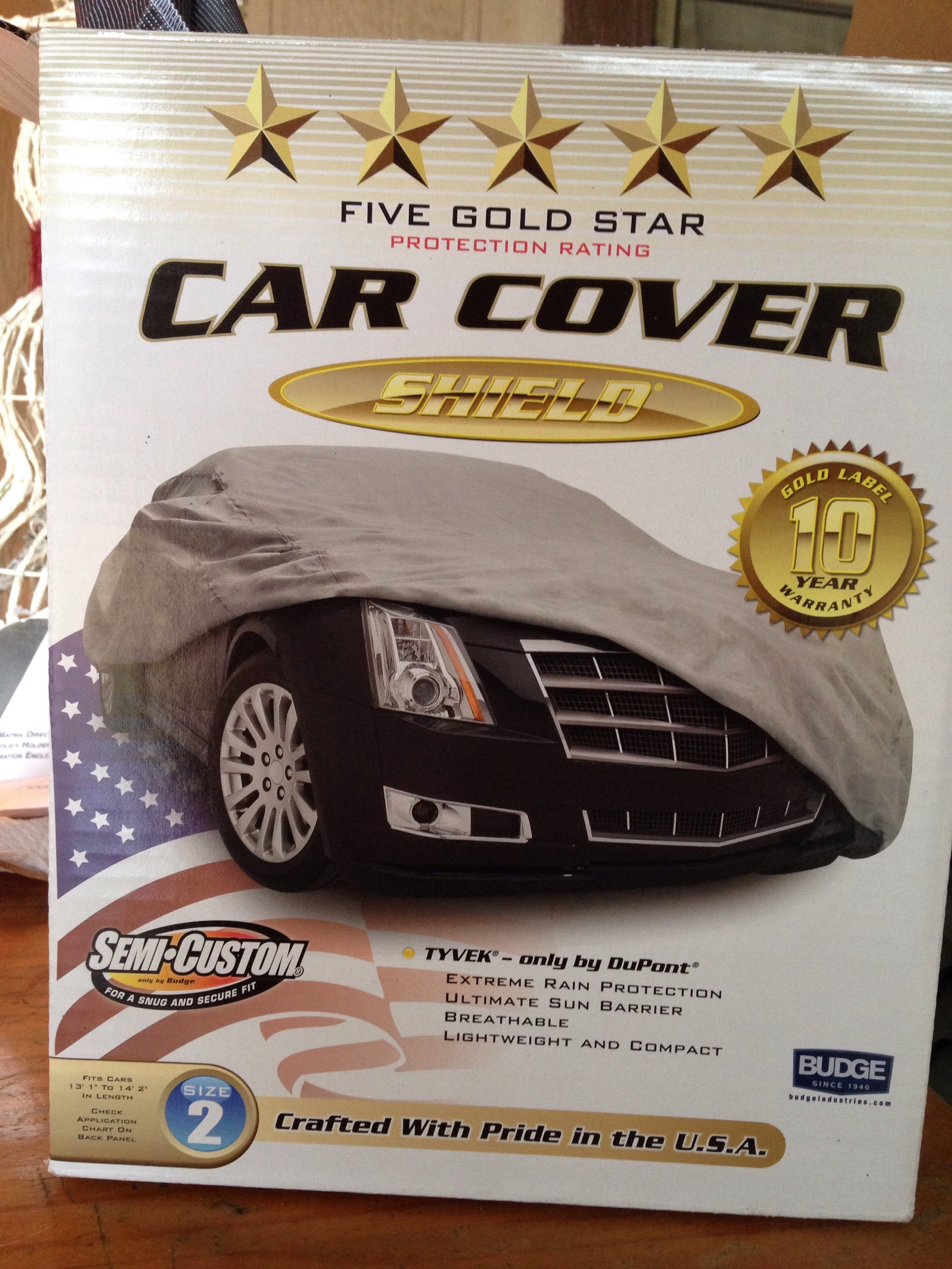 Budge B2 Lite car cover (budget / cheap / affordable) | Polaris ...