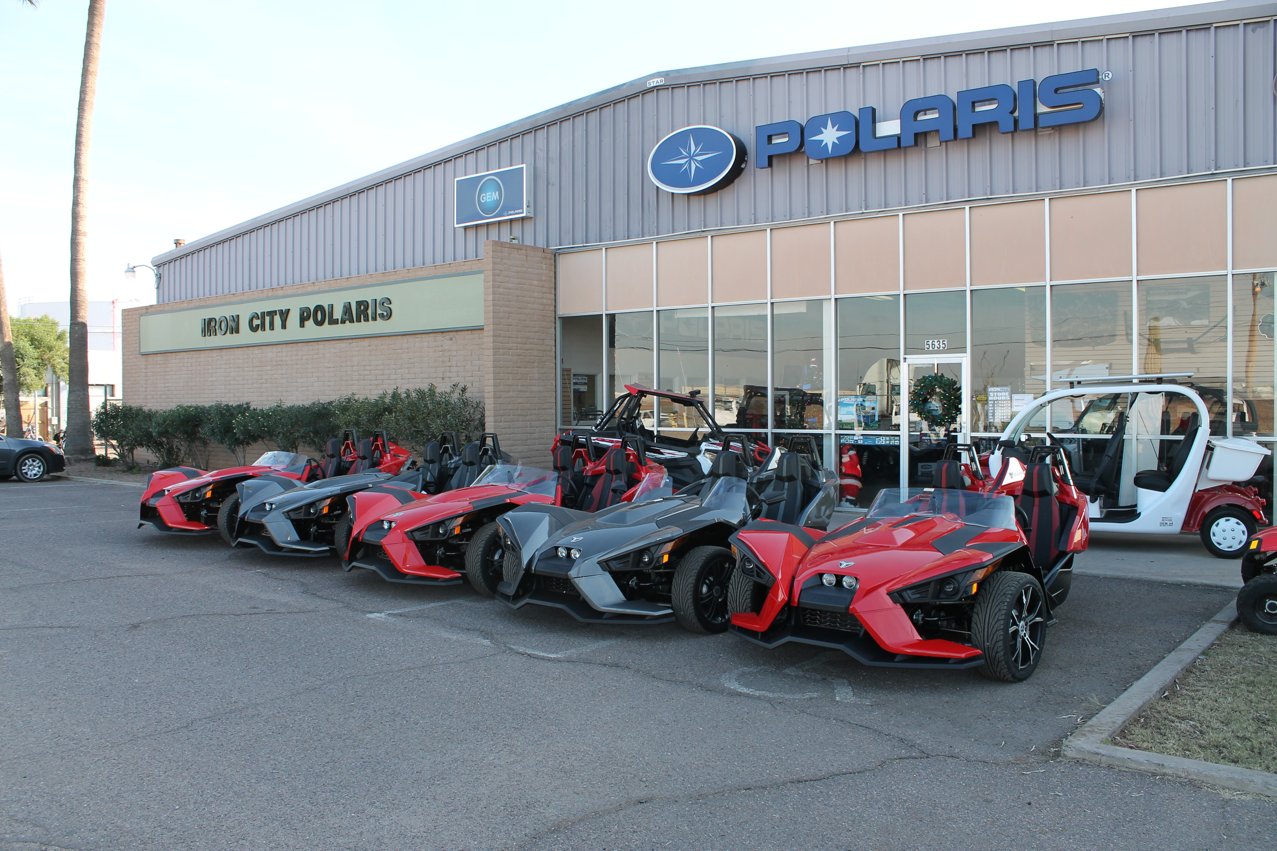 Auto Dealership For Sale Arizona: My Arizona Dealer Has 4 Slingshots For Sale Today