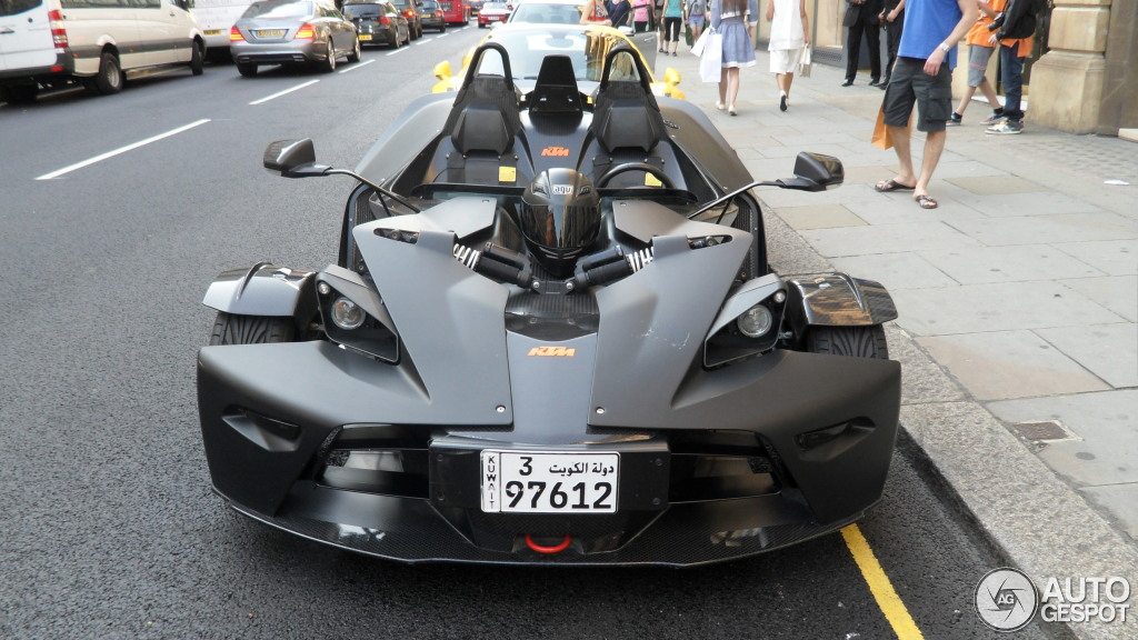 Ktm X Bow >> They should stop comparing it to the Batmobile...!! | Polaris Slingshot Forum