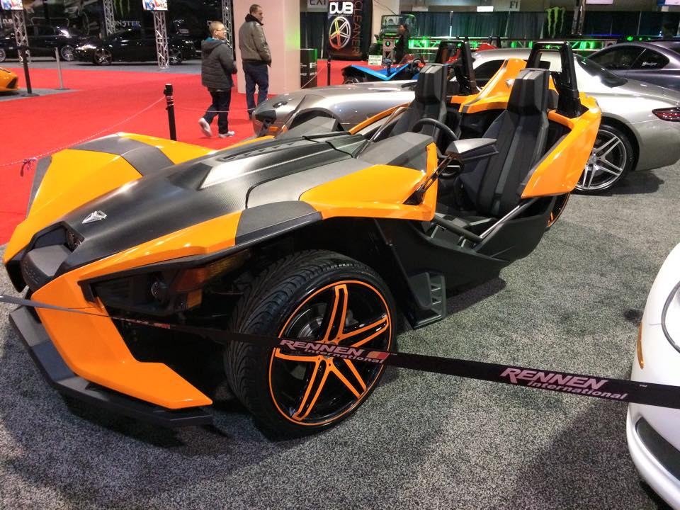 Slingshots At The Philadelphia Auto Show Polaris Slingshot Forum - When is the philadelphia car show